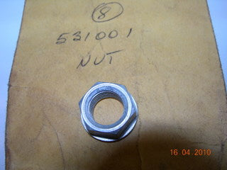 Nut, Flanged - 7/16