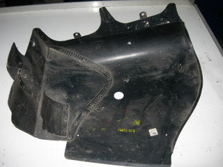 Baffle, Engine - Right Side - A65/75 - J-3