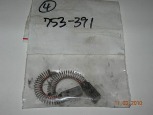 Brush, Assembly Fan Motor - Janitrol