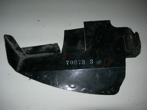 Baffle, Engine - Front Right Eyebrow - A65/75 - J3