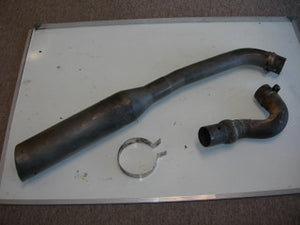 Exhaust, Assembly - Classic - Power Flow