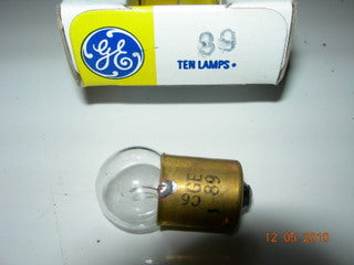 Lamp, 13V - .58A - General Electric
