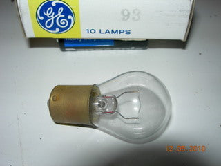 Lamp, 12V - 1A - General Electric