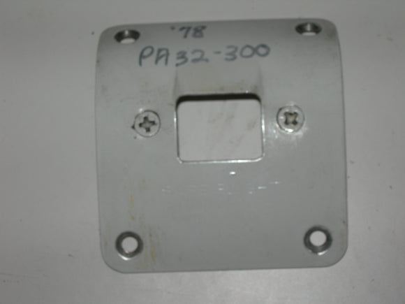 Plate, Lift Detector Mounting