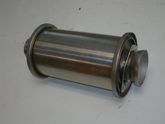 Muffler, Carburetor/Cabin Heat - Stainless