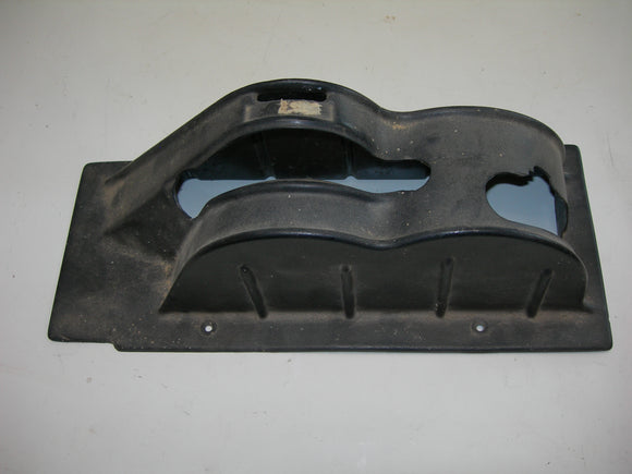Cover, Flap Handle/Trim Wheel