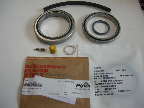 AirWard - Piper PA28/32 Nose Strut Repair Kit