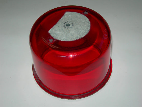Lens, Glass - Rotating Beacon - Whelen