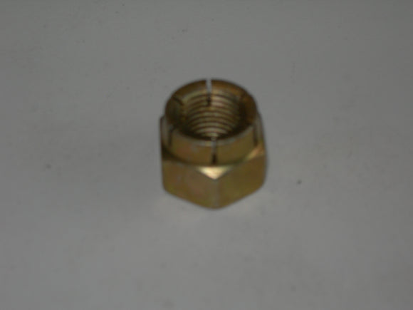 Nut, Machine - All Metal Stop - 3/8-24