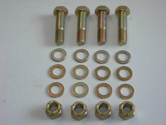 AirWard - Kit - Wing Attach Fittings - Bolts/Washers/Nuts -
