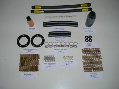 AirWard Piper MSB1006 Fuel Tank Inspection Kit PA32-260/300E - (Single Wing Tank & Tip Tank)