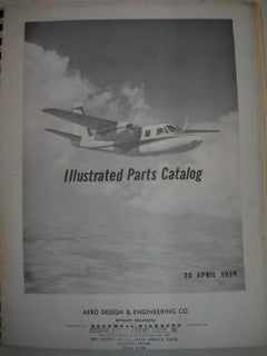 Manual, Aero Commander 500 Series - Parts