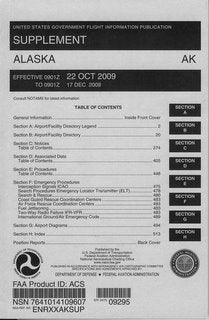 Alaska Chart Supplement Directory