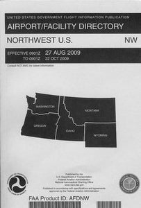 Northwest U.S. - Chart Supplement