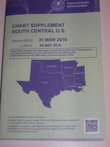 South Central U.S. - Chart Supplement