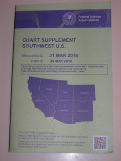Southwest U.S. - Chart Supplement