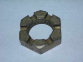 Nut, Plain - Castellated - Low Profile - Shear - 3/4-16