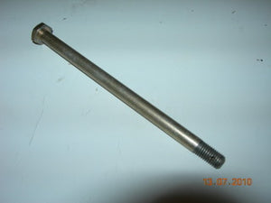 "Bolt, Machine - 1/4-28D - 4.281"" OL - Drilled Shank"