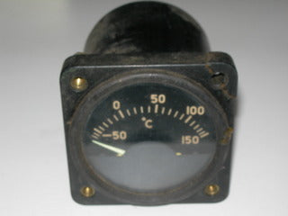 Gauge, Temperature - -70' to 150' Centigrade - The Electric Auto-Lite Co