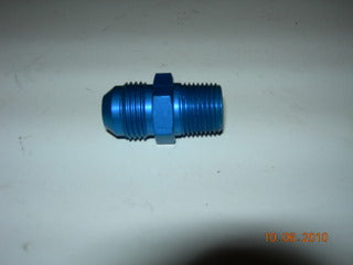 Nipple, Pipe/Flare - Straight - 3/8' NPT - 1/2