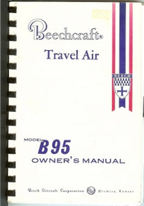 Manual, Beechcraft - B95 - Travel Air - Owner's Manual