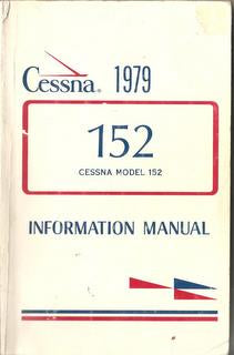 Manual, Cessna - 152 - 1979 - Information Manual