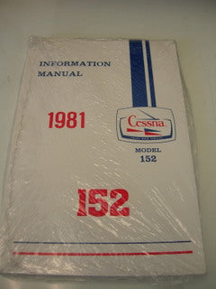 Manual, Cessna - 152 - 1981- Information Manual