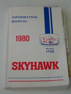 Manual, Cessna - Skyhawk 172N- 1980 - Information Manual