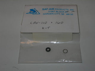 Fuel Drain Valve Kit - Saf-Air