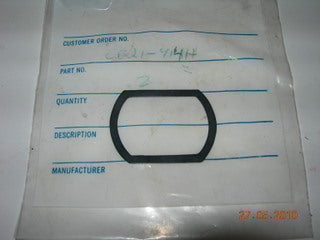 Gasket - Compass - Magnetic - Bezel - Rubber - Airpath