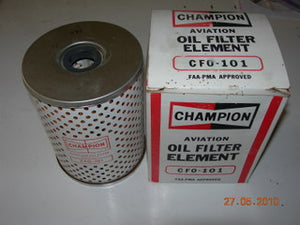 Filter, Oil - Element - Champion