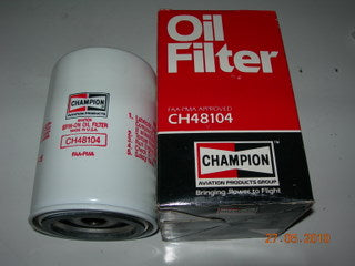 Filter, Oil - Spin-on - Long - Champion
