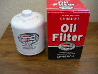 Filter, Oil - Spin-on - Short - Champion