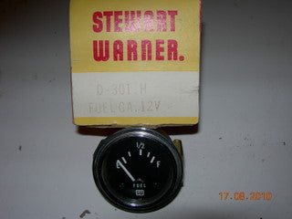 Gauge, Fuel - 12 volt - Stewart Warner
