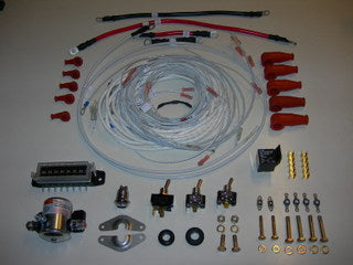 AirWard SONEX/ONEX Electrical System Kit