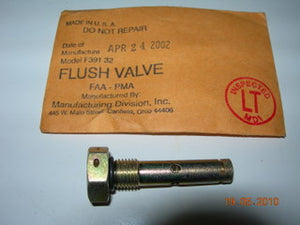 "Valve, Fuel Drain - 3/8""-24 - Safe-Air"