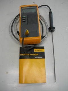 Tester, Temperature - K & J Thermocouples - Fluke
