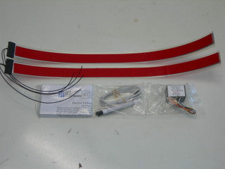Strip, White Glow Kit - Two - Instrument Glareshield