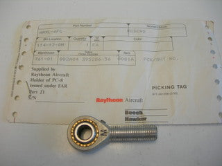 Rod End - Heim - .3750 Bore - 1 1/4