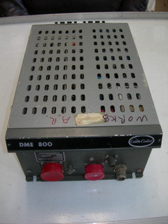 Distance Measuring Equipment (DME), King Radio Corp