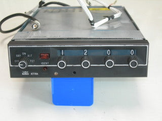 Transponder, KT76A - King (Bendix)