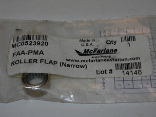 Bearing, Roller Flap - (Narrow)