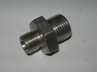 Adapter, Flareless - Reducer - 3/8