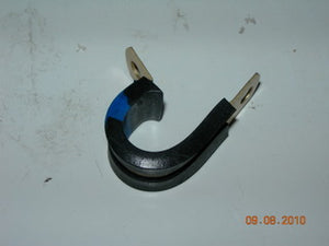 "Clamp, Cushioned - 1/2"" OD Tube"