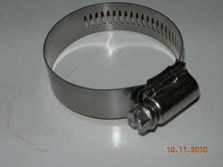 Clamp, Worm Drive - Hose - Aero-Seal - Breeze - 1 1/16