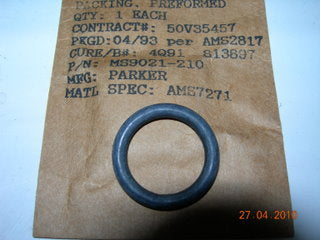 O-ring, Oil Filler