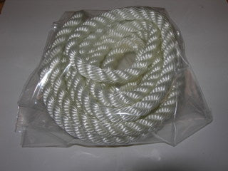 AirWard Rope, Cylinder - 3/8