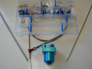 AirWard ONEX/SONEX  - Fuel System Kit - with Sight Gauge