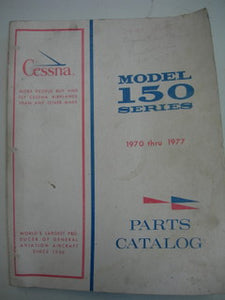 Manual, Cessna - 150 - 1970 thru 1977 - Parts