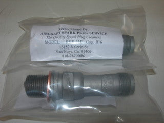 Spark Plug, Massive - Long Reach - 7/8